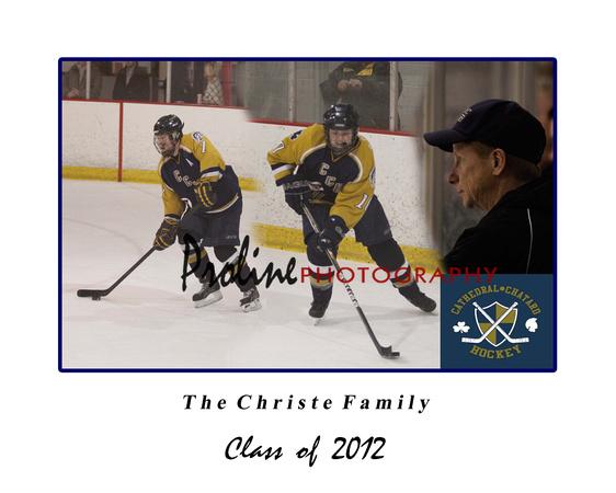 christe family 2012